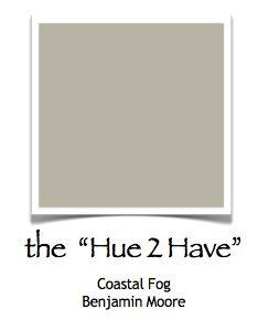 The 25  best Benjamin moore coastal fog ideas on Pinterest