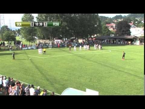 SCR Altach v FC St Gallen