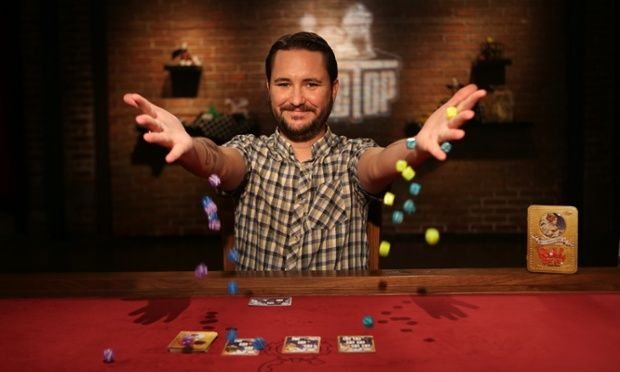 From Star Trek to board games: meet Wil Wheaton, king of the nerds - http://newsrule.com/star-trek-board-games-meet-wil-wheaton-king-nerds/