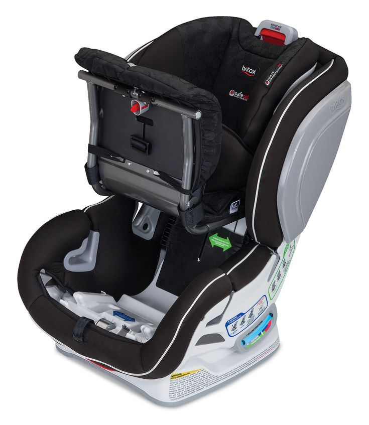 @Britax's new Click Tight Technology - makes car seat installation SO easy! #babygear