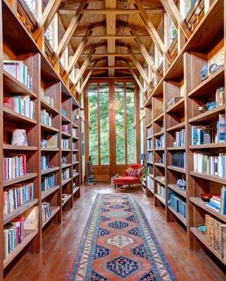 built in bookshelves 625 Lovell Avenue, Mill Valley CA - Trulia