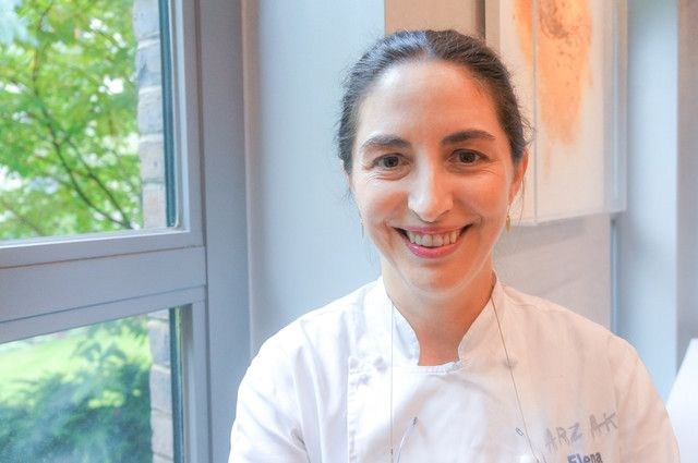 Top Woman Chef Arzak Says It Won't Be Man's World Forever http://www.bloomberg.com/news/2013-09-19/top-woman-chef-arzak-says-it-won-t-be-man-s-world-forever.html