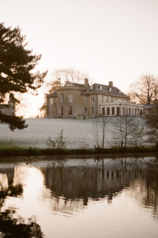 Babington House, Somerset (photo by Aaron Delesie)