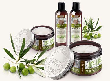 Kosmetyki Organique w Terapii Anti-Age