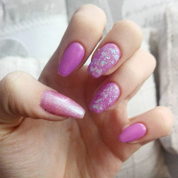 Semilac French Lilac 059 Semilac Pink Crystal