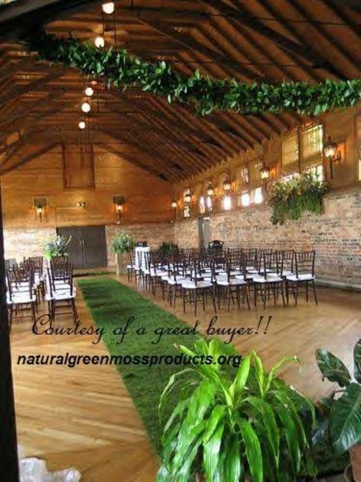 Made To Order ..4'x16' Real Sheet Moss Runner Table Wedding Arch Aisle Numbers Decorations Mat Church Outdoor Escort. Made To Order ..4'x16' Real Sheet Moss Runner Table Wedding Arch Aisle Numbers Decorations Mat Church Outdoor Escort on Tradesy Weddings (formerly Recycled Bride), the world's largest wedding marketplace. Price $160.00...Could You Get it For Less? Click Now to Find Out!