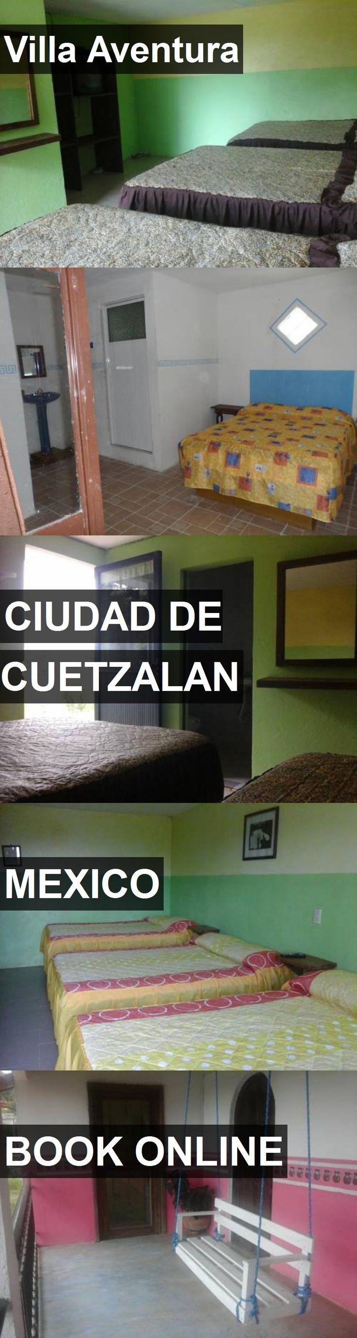 Hotel Villa Aventura in Ciudad de Cuetzalan, Mexico. For more information, photos, reviews and best prices please follow the link. #Mexico #CiudaddeCuetzalan #travel #vacation #hotel