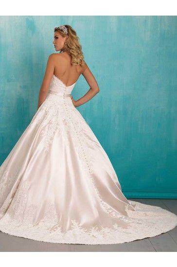 50 best Allure Bridals Wedding Dress images on Pinterest   Wedding ...