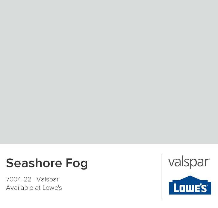 Ceiling Paint // Seashore Fog from Valspar