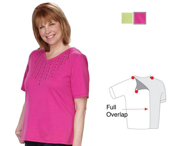 79 best Adaptive Clothing images on Pinterest   Adaptive equipment ...