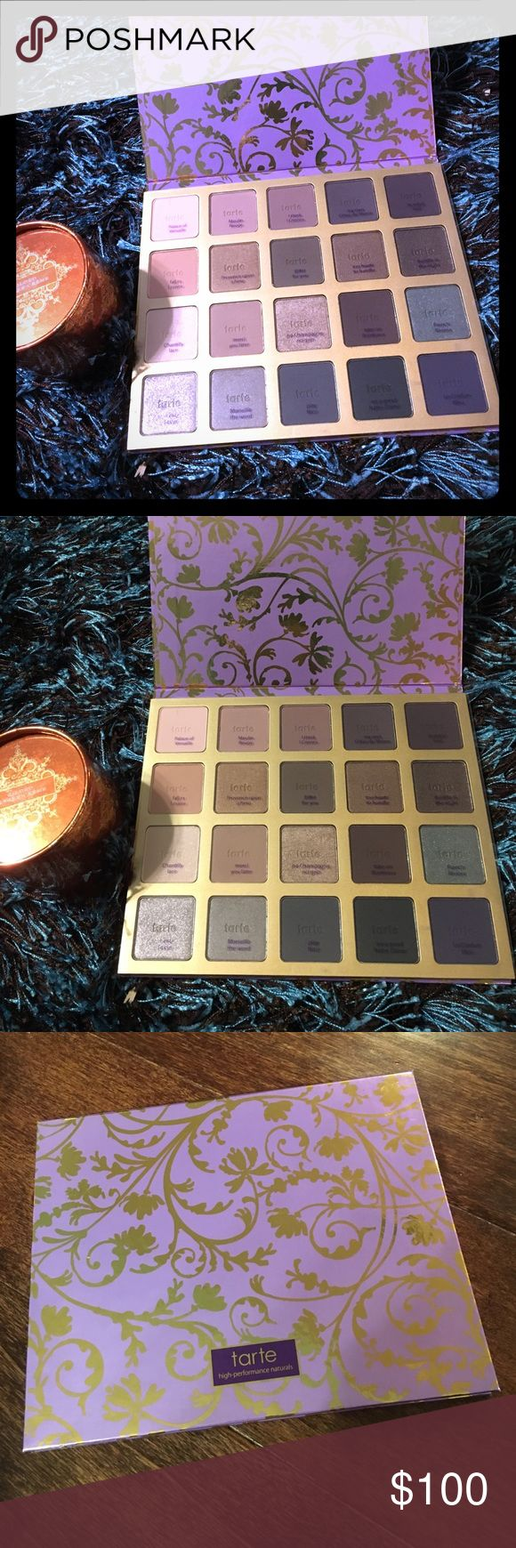 Tarte Holiday Limited Edition Palette NEW! 👄😍 Tarte Musings of a Muse Holiday 2014 Limited Edition  Palette NEW!! Limited Edition. No longer available in stores. Comes new. Authentic. Beautiful neutrals. tarte Makeup Eyeshadow