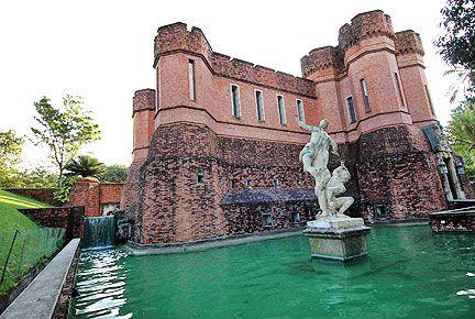 Os castelos…. No Brasil!