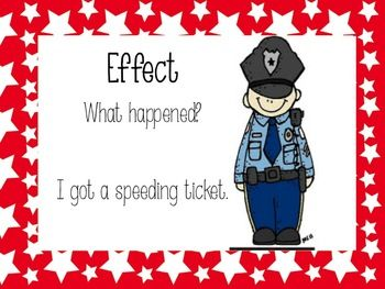 {Officer Buckle and Gloria} Cause and Effect