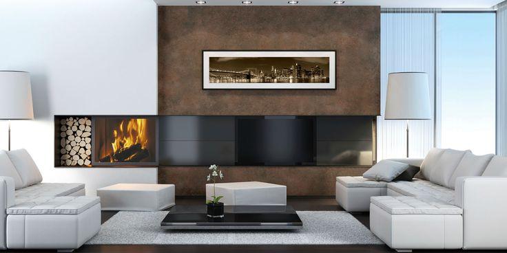 Valpaint 'Klondike' is een moderne en elegante wandafwerking die geschikt is voor zowel binnen als buiten. Door de metallic pigmenten geeft deze wandafwerking een gouden, bronzen of geoxideerd effect.