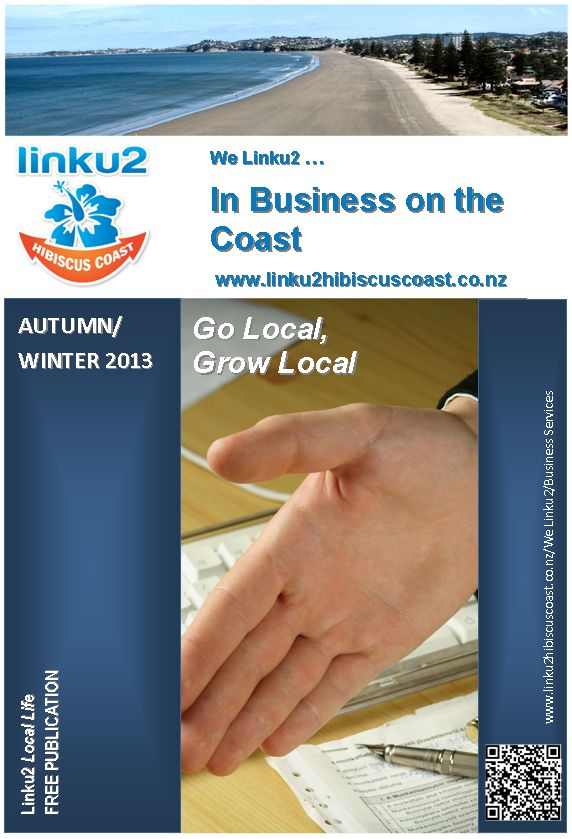 In Business on the Coast cover Winter 2013