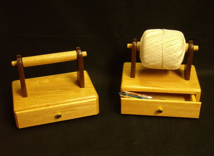 Knitting Wool Holder Hobbycraft : Best images about yarn holders and organizers on