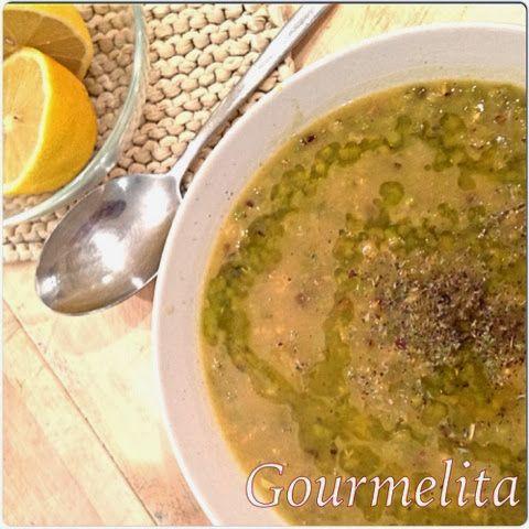 Gourmelita: Ροβίτσα Σούπα