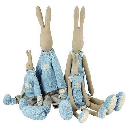 famiglia conigli