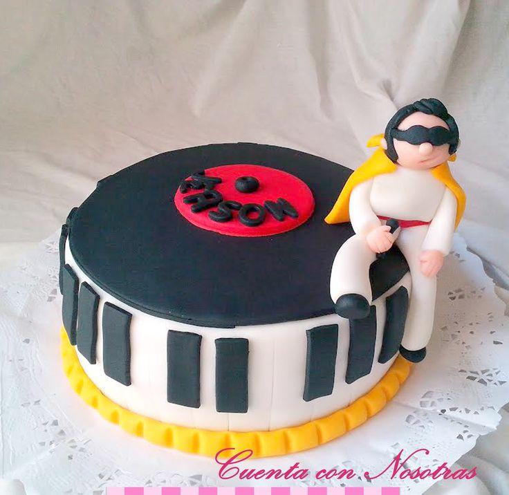Torta Elvis Elvis Cake