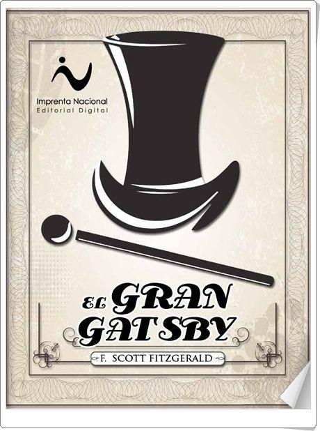 """""""El gran Gatsby"""" de Francis Scott Fitzgerald"""