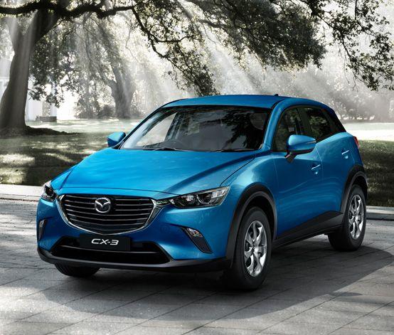 Mazda Auto: Mazda CX-3 2015
