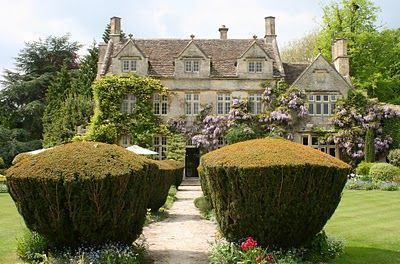 Barnsley House, Rosemary Verey.