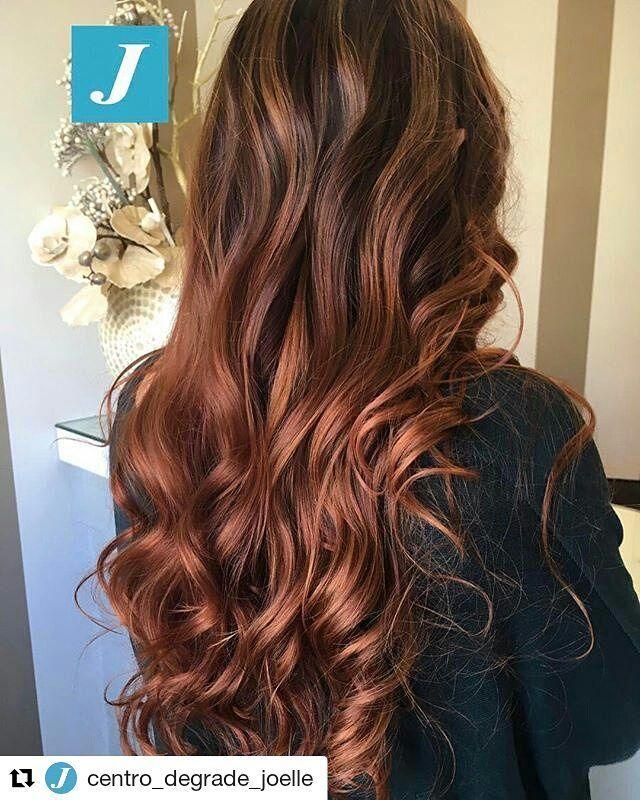 """""""Mi piace"""": 7, commenti: 1 - Zero Difetti Studio - Matera (@degradejoellematera) su Instagram: """"Gold/Bronze Degradé Joelle  #cdj #degradejoelle #tagliopuntearia #degradé #igers #musthave #hair…"""""""