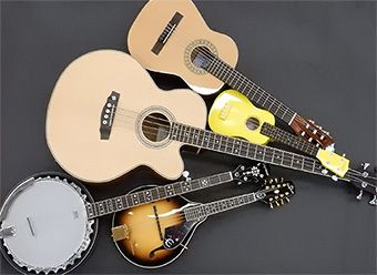 Borrow a Musical Instrument : Using the Library : Toronto Public Library