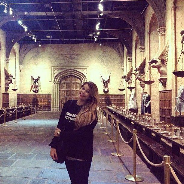 WEBSTA @ niinasecrets - Warner Bros Studio - The Making of Harry Potter