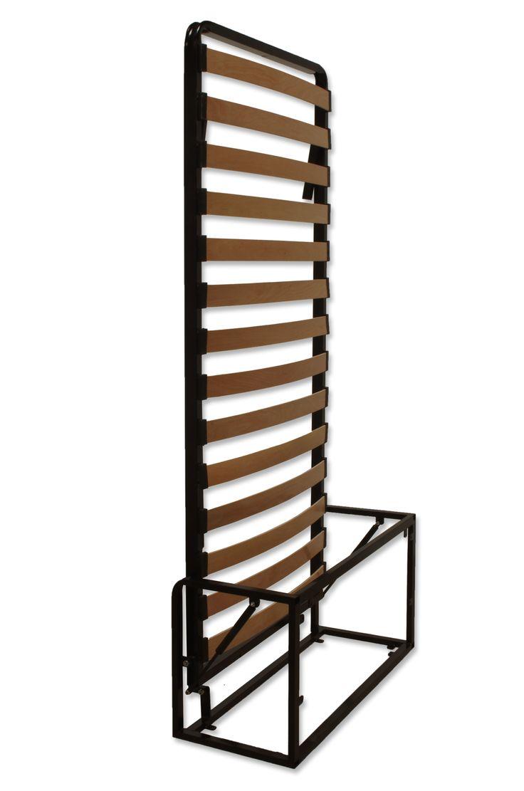 Mit einem Schrankbett vertikal 90x200 schaffen Sie enorm viel Platz auf engem Raum ohne auf Komfort verzichten zu müssen. ** JETZT STARK REDUZIERT! **