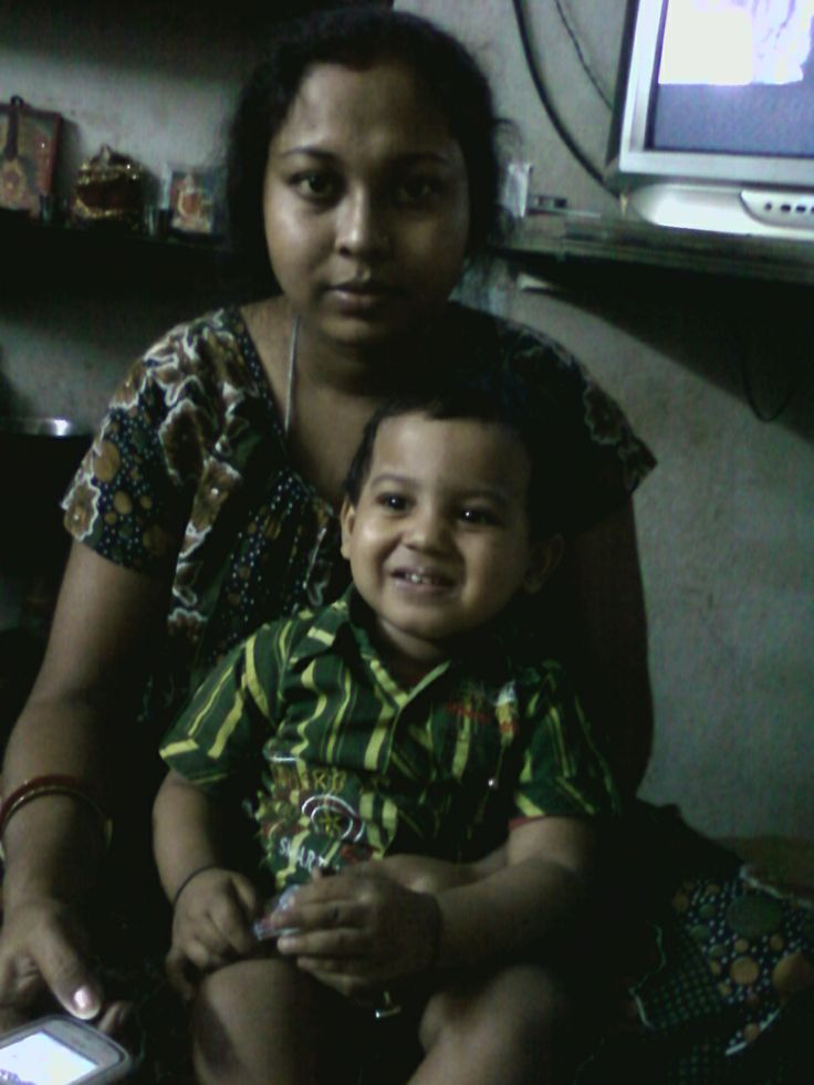 mother n son