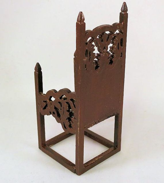 102 best Medieval dollhouse furniture images on Pinterest