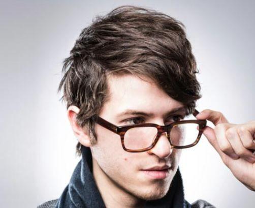 Taglio capelli uomo 2014 effetto spettinato