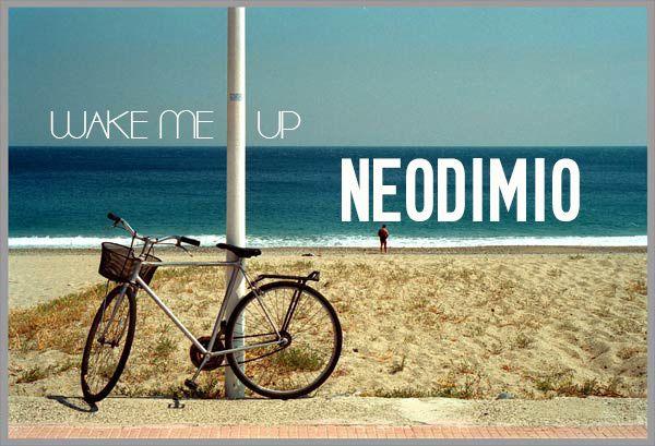 Wake me up Neodimio!!!