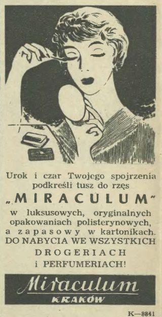Atqa Beauty Blog :: Luksusowe polisterynowe. Reklama prasowa, 1959.