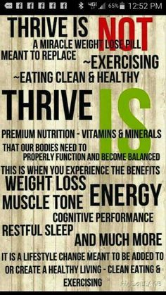 Thrive by level, Your life and Signs on Pinterest