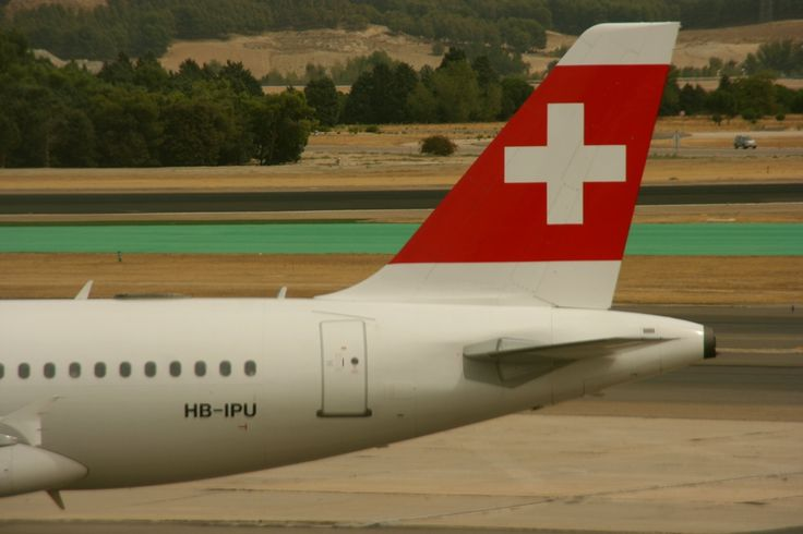 Airbus A320 de Swiss Airlines