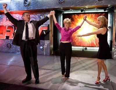 Vince McMahon , Linda McMahon and Stephanie McMahon , family love ❤❤❤