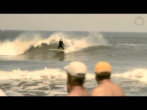 The Bum Rush Tour surf competition hits New Smyrna Beach, FL.   It happened just up the beach from Moontide.