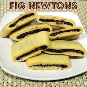 Mom, What's For Dinner?: Gluten-Free Fig Newtons