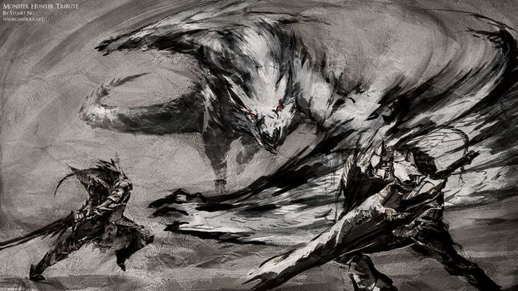 Monster Hunter Series/#759021 - Zerochan