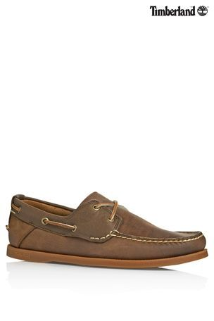Buy Timberland® Brown Boat Shoe from the Next UK online shop