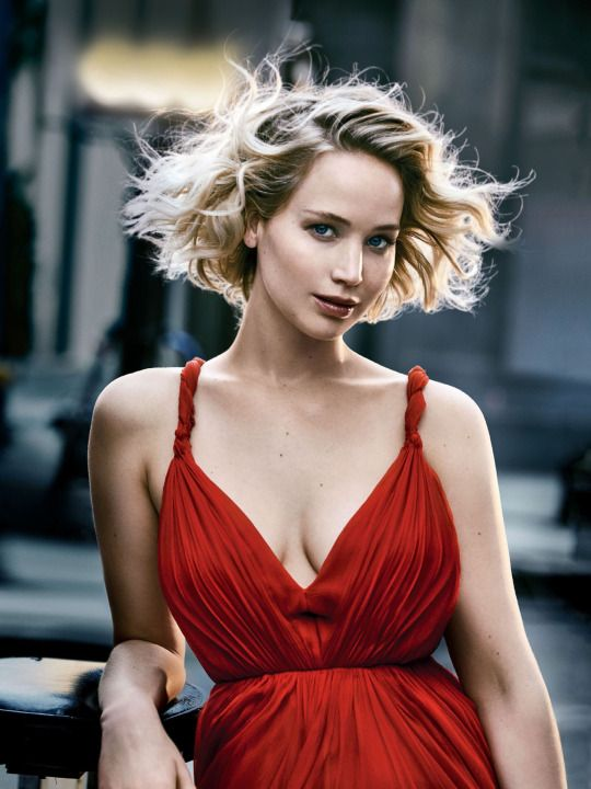 UHQ untagged cover + picture of Jennifer Lawrence's shoot for Vanity Fair (2016)