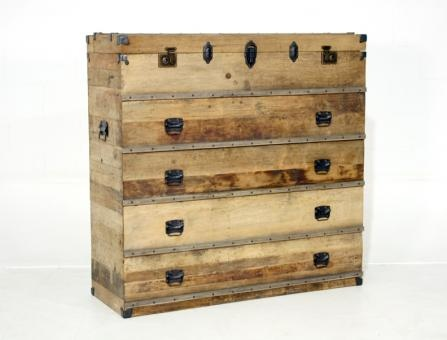 Old Scotts chest - block and chisel via i want that