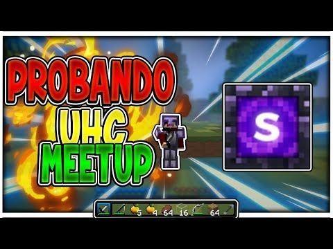 Probando Nueva Modalidad De Skycraft Uhc Meetup V Tipo Ffa Minecraft 1 8 No Premium Minecraft Tetris Server