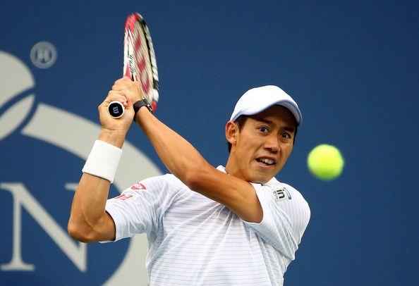 Kei Nishikori Photos - 2014 U.S. Open - Day 14 - Zimbio