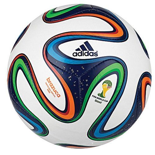 Adidas Brazuca Mini World Cup Soccer Ball 1 White/multi Color | Your #1 Source for Sporting Goods & Outdoor Equipment