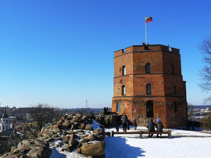 Башня Гедимина - Вильнюс - Литва