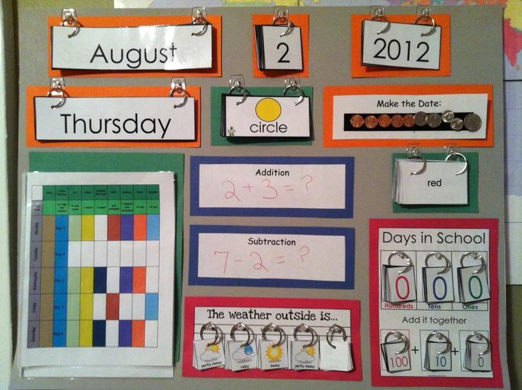 9 best images about homeschool morning board calendar on pinterest homeschool weather charts. Black Bedroom Furniture Sets. Home Design Ideas