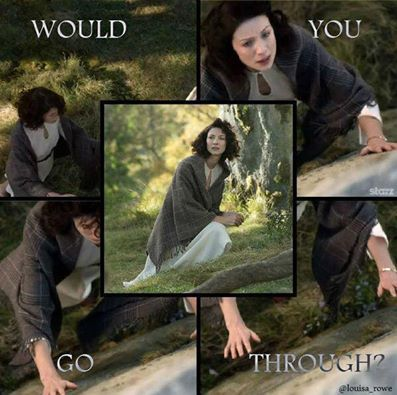 Would you ???? (Outlander) Hell Yes!